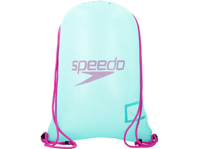 speedo Equipment Bolsa de red L, spearmint/ diva